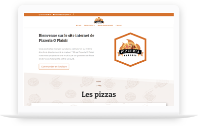 project Pizza O Plaisir by Raphael Andrieu